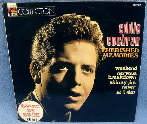Eddie Cochran Cherished Memories Volume 1