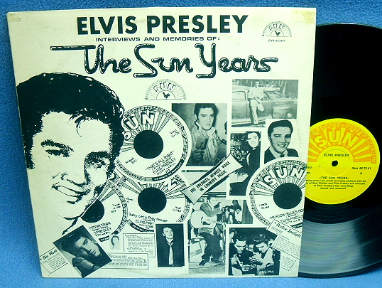 Elvis Presley - The Sun Sessions CD